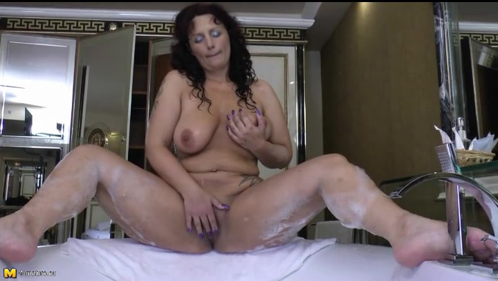 Mature Strip Masturbation Hd