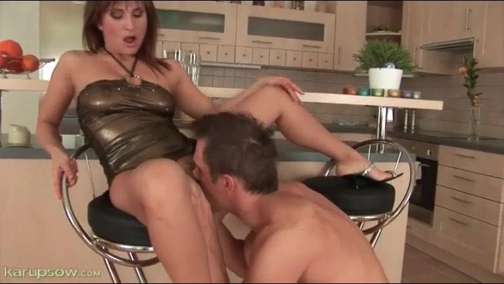 Milf home sex video