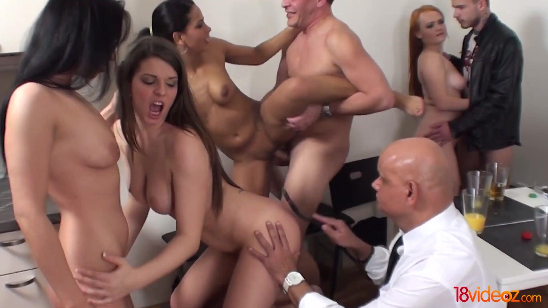 18Videoz 18videoz - sex party with older spectator