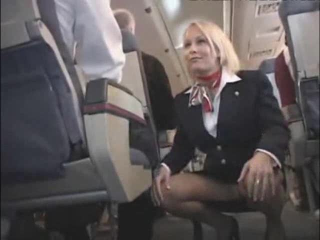 Sex on a plane porn