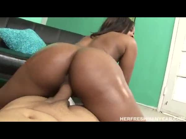 Big Ass Latina White Cock
