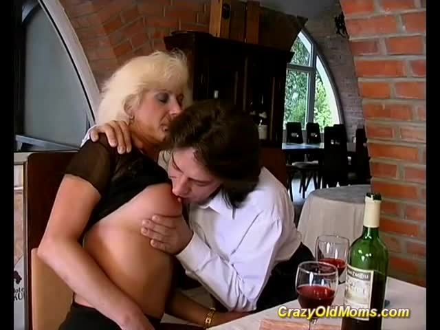 Crazy old mom fucked hard sex-36480
